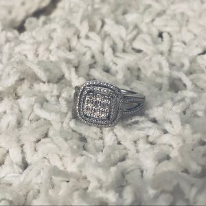Kay Jewelers Silver Ring